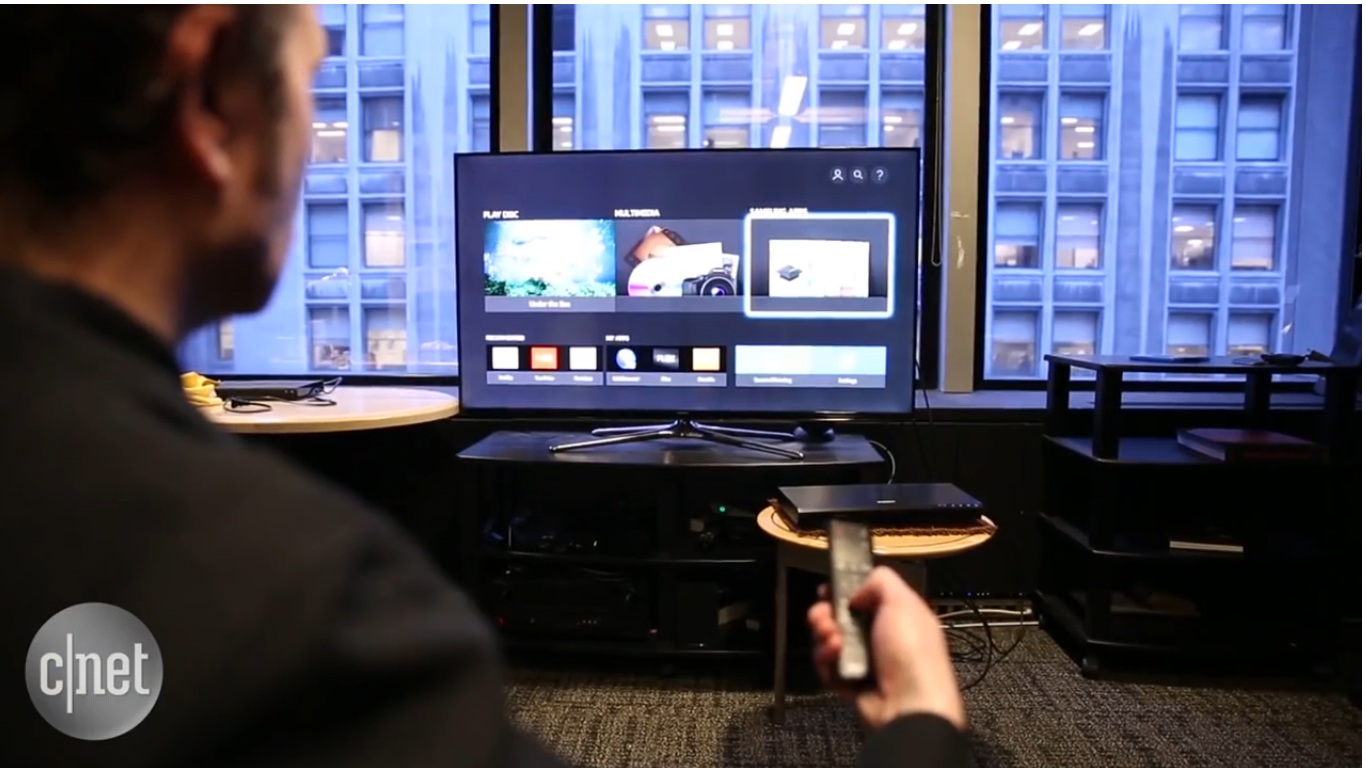 تک تاکس - آیا دستگاه پخش بلوری ۴کی محصول سامسونگ میتواند با سرویسهای پخش آنلاین ویدیو رقابت کند؟ - techtalks.ir