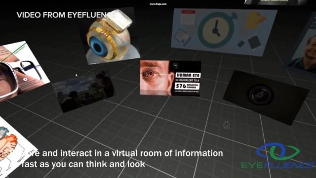 VR تجسم رویاهایتان بدون کنترل دست یا پلک زدن