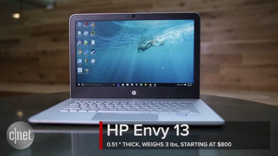 اچپی انوی ۱۳، لپتاپی که خود اچپی بهترش را تولید میکند (HP Envy 13) - تک تاکس - techtalks.ir