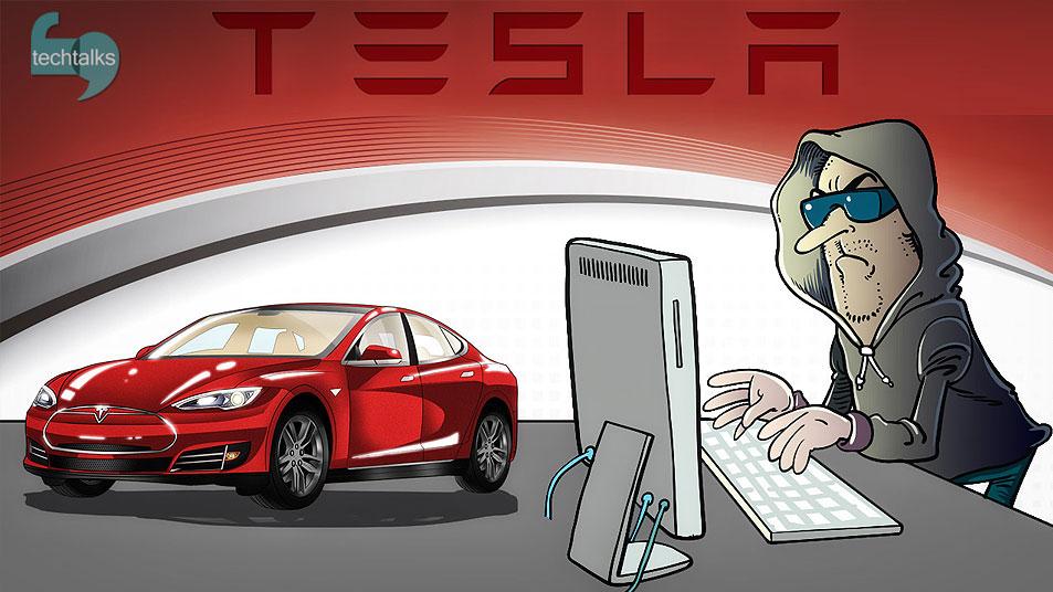 تک تاکس - جنگ هکرها با خودروهای هوشمند - techtalks.ir