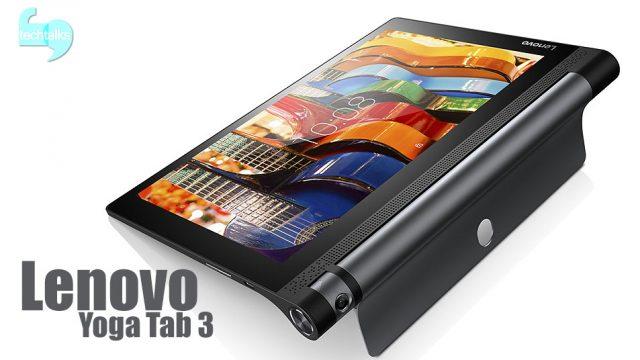 نگاه نزدیک به تبلت Lenovo YOGA TAB 3