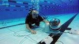 ربات قواص، کار عکاسان المپیک را راحت کرد