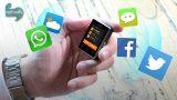 این شما و این هم کوچکترین موبایل هوشمند جهان