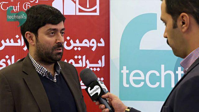 محسن یوسف پور مدیرعامل شرکت فناپ تلکام