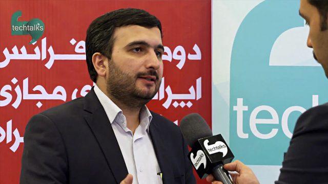 روحانینژاد در دومین کنفرانس اپراتورهای مجازی تلفنهمراه