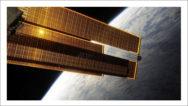 فرستادن پنل خورشیدی به فضا