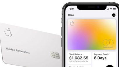 کارت اعتباری اپل