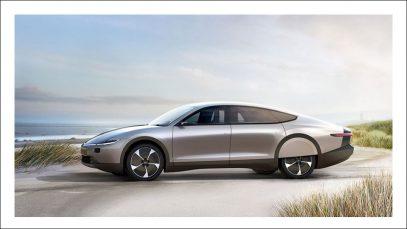خودرو خورشیدی