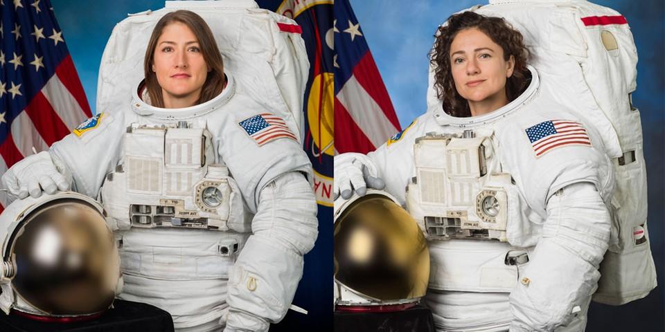 زنان ناسا