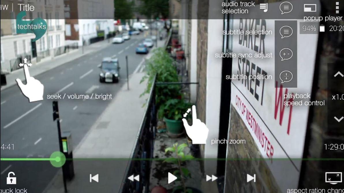 دایس پلیر DicePlayer  – تک تاکس – اولین رسانه تصویری فناوری اطلاعات و ارتباطات ایران
