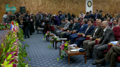 کاباره  تخمی ما - مراسم افتتاح الکامپ بیست و یکم - techalks.ir