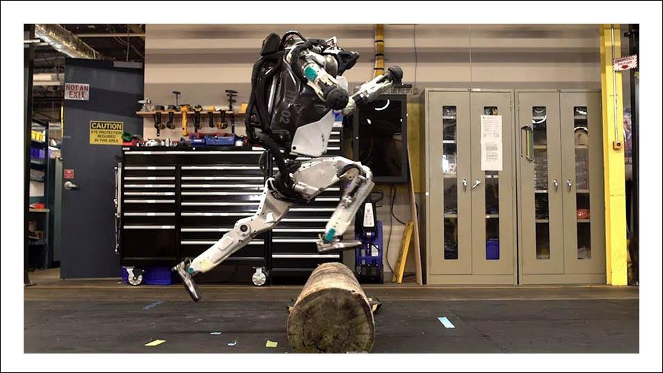 ربات بوستون داینامیکس
