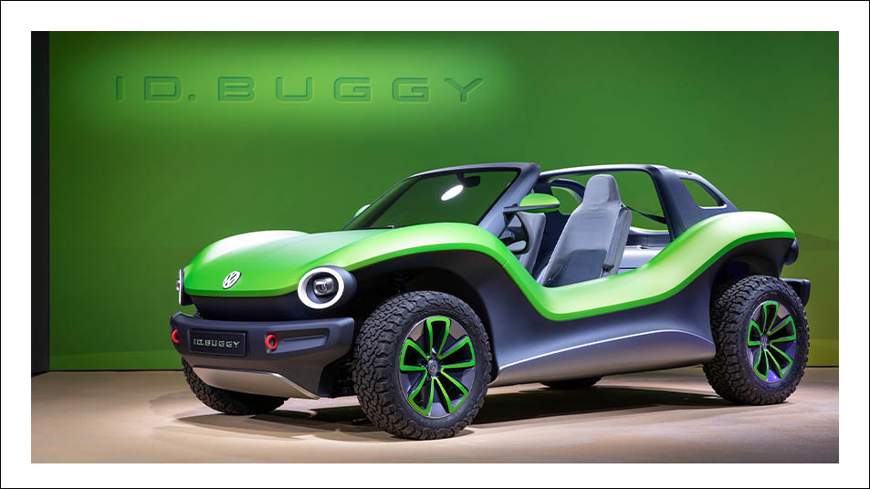 فولکس واگن dune buggy