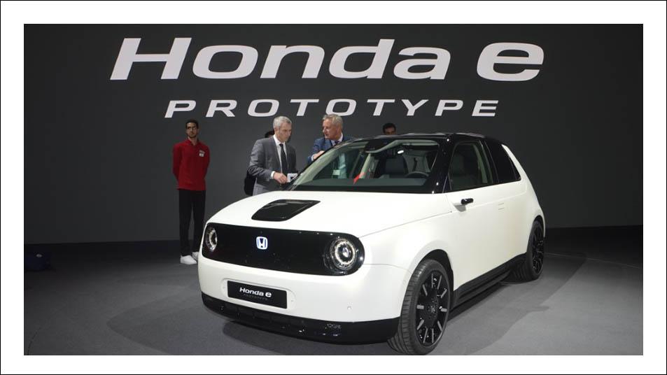 خودرو برقی هوندا