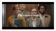 تبلیغ خلاقانه اپل