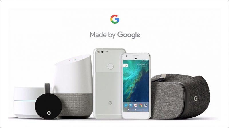 مراسم made by google 2019