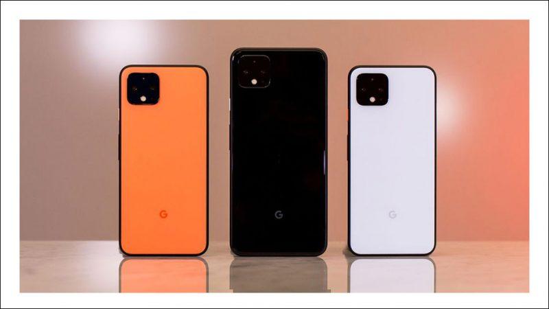 گوشی pixel 4